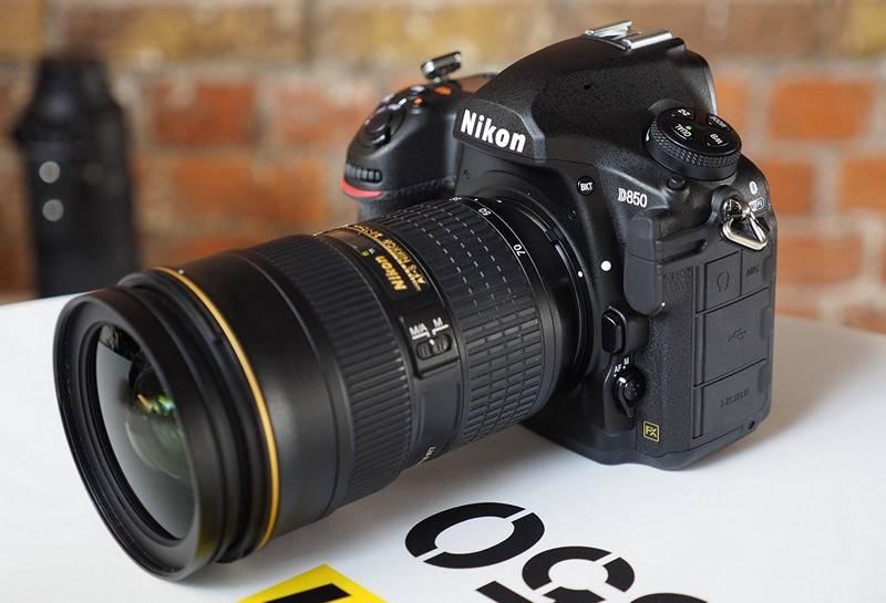 Презентация Nikon D850 в г.Уфе