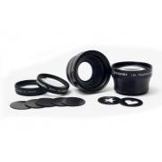Accessory Kit (комплект: широкоугольный конвертер 0,6x, телеконвертер 1,6x, 2 макролинзы: +4 и +10, набор дисков диафрагм Creative Aperture Kit, чехлы, салфетки)