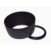 55mm Plastic Hood (универсальная пластиковая бленда, 55мм) (M-5932)