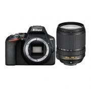 Nikon D3500 Kit AF-S DX VR Zoom-Nikkor 18-140mm F3.5-5.6G ED (black)