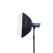 FEA-SB 6060 (квадратный софтбокс для студийных вспышек, размер 60х60 см, байонет Falcon Eyes)