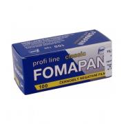 Fomapan 100-120 Profi Line Classic (черно-белая негативная пленка, для ручной проявки, 8 кадров 6х9см, 12 кадров 6х6см, 16 кадров 4,5х6см, чувствительность ISO 100)
