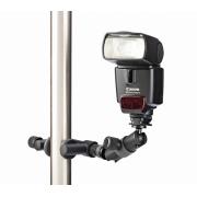 Flash Clamp & Locking Arm (держатель-струбцина для внешней фотовспышки)