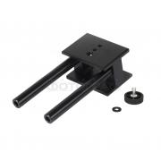 GB-FF 01 (кронштейн для установки фотокамеры с дополнительными аксессуарами типа Follow Focus на штатив, плечевые упоры)