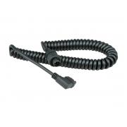 PC-300C (кабель питания для соединения фотовспышек Canon Speedlite/Nissin Di-866C Professional с внешним батарейным блоком PS-300C)
