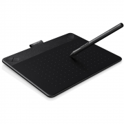 Intuos Photo Creative Pen&Touch Tablet S (Small, формат A6) (Art. CTH-490PK-N)