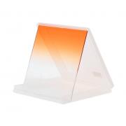 Квадратный фильтр Fujimi P-серии - GRADUAL ORANGE - Фильтр градиентный оранжевый