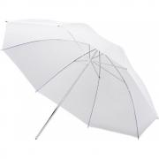 Зонт Fujimi FJU561-33 Зонт белый на просвет, 84 см