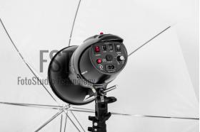 Комплект импульсного освещения FST E-180 Umbrella Kit-2
