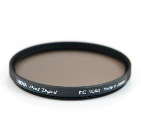 Светофильтр нейтрально-серый Hoya 82 ND4 PRO1D