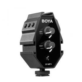 Аудиомикшер для Boya BY-MP4