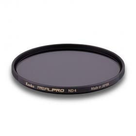 Светофильтр нейтрально-серый Kenko 77 ND4 REALPRO