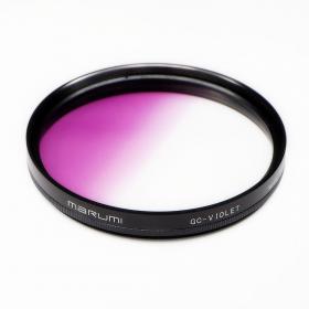 Светофильтр градиентный Marumi 58 GC-Violet