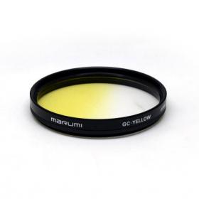 Светофильтр градиентный Marumi 77 GC-Yellow (желтый)