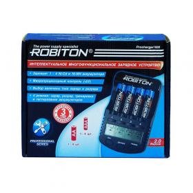 Зарядное устройство Robiton Pro Charger 1000 LCD-2