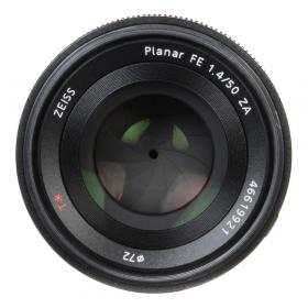 Объектив Sony SEL-50F14Z Planar T* FE 50mm F1.4 ZA-6
