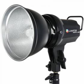AMATO LX-200 (лампа-вспышка 200 Дж макс., регулировка мощности от 1/8 до 1/1, пилотный свет 75 Вт/E14, байонет Bowens, рефлектор в комплекте)