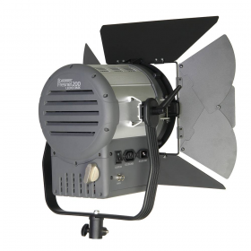GreenBean Fresnel 200 LED X3 DMX