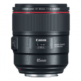 Объектив Canon EF 85mm F1.4L IS USM-2