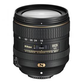 Nikon AF-S DX VR Zoom-Nikkor 16-80mm F2.8-4E ED
