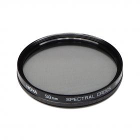 Светофильтр эффектный Hoya 58 Cross Spectral