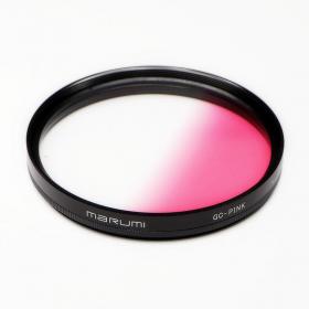 Светофильтр градиентный Marumi 62 GC-Pink