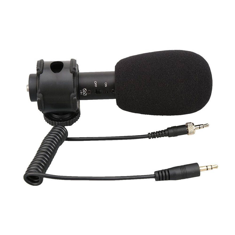 какой микрофон выбрать для фотоаппарата сделать простую