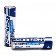 Батарейка Robiton AA LR6 Alkaline STANDARD 1.5V