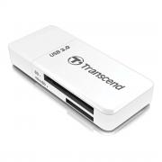Transcend TS-RDF5W USB3.0 Card Reader (white)