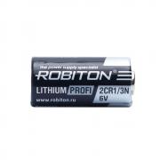 Батарейка Robiton CR2 Lithium PROFI 3V