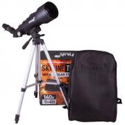Телескоп Levenhuk Skyline Travel Sun 70, детский телескоп, телескоп для начинающих