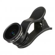 Оптическая насадка Kenko Real Pro SUPER WIDE 0.4X с креплением PRO CLIP для смартфонов