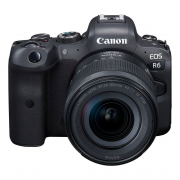 Беззеркальная фотокамера Canon EOS R6 Kit RF 24-105mm F4-7.1 IS STM