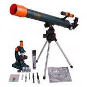 Телескоп Levenhuk LabZZ MT2 - Комплект: телескоп, микроскоп