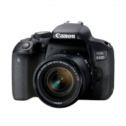 Canon EOS 800D Kit EF-S 18-55mm F3.5-5.6 IS STM