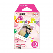 Fujifilm Instax Mini CANDY POP (10PK)
