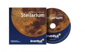 Виртуальный планетарий в комплекте с телескопом Levenhuk Strike 90 PLUS