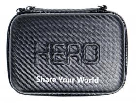 Кейс HERO, карбоновое волокно, малый (НАКС027-Е64)