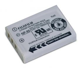NP-95 Lithium Ion Battery Pack (Li-Ion/3.6V/1800mAh) для X100/X100s/X100T, X30, FinePix X-S1