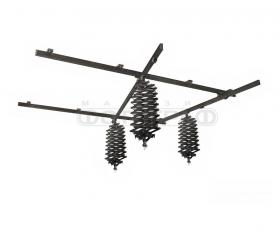 Система потолочная подвесная А 3303 (для 3-х студийных вспышек массой 1-15 кг)