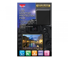 "Защитная пленка Kenko 3"" для видеокамер Panasonic"