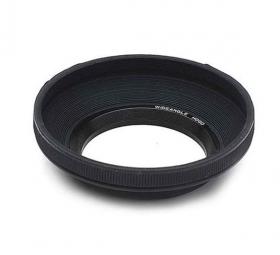 Wide Rubber Lenshood 67mm