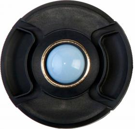Крышка для защиты передней линзы объектива, с возможностью установки баланса белого