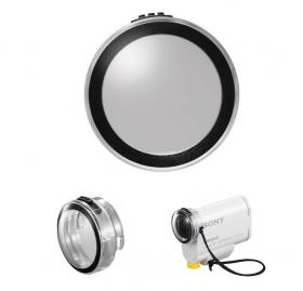 AKA-HLP1 Hard Lens Protector (защитная линза для экшн-камеры Sony, для использования на камере без подводного бокса. Совместимость: FDR-X1000V, HDR-AS15/AS20/AS30V/AS100V/AS200V, HDR-AZ1)