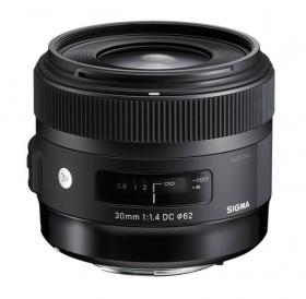 AF 30mm F1.4 DC HSM (Canon EF-S) (серия Art по новой маркировке SIGMA)