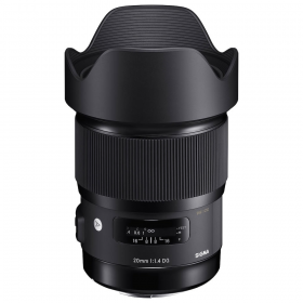 AF 20mm F1.4 DG HSM (Canon EF) (серия Art по новой маркировке SIGMA)