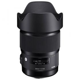 AF 20mm F1.4 DG HSM (Nikon F FX) (серия Art по новой маркировке SIGMA)