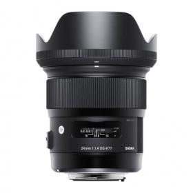AF 24mm F1.4 DG HSM (Nikon F FX) (серия Art по новой маркировке SIGMA)