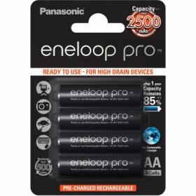 Panasonic AA 2500mAh Eneloop PRO