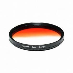 Светофильтр градиентный Fujimi 49 GC-Orange (оранжевый)